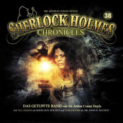 Sherlock Holmes Chronicles (38) – Das getupfte Band