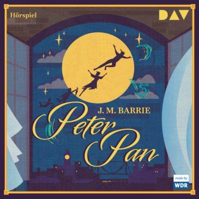 James Matthew Barrie – Peter Pan
