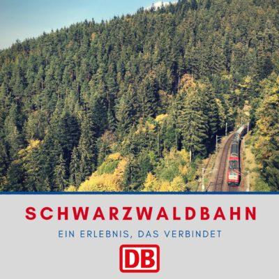 Bahn-Audioguide: Schwarzwaldbahn