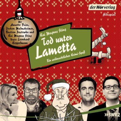 Tod unter Lametta – Ein weihnachtlicher Krimi-Spaß in 24 Kapiteln