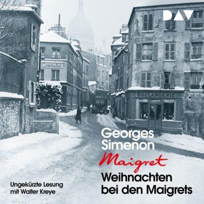 Georges Simenon – Weihnachten bei den Maigrets