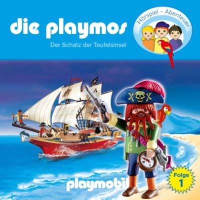 Die Playmos (01) – Der Schatz der Teufelsinsel