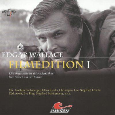 Edgar Wallace Filmedition (01) – Der Frosch mit der Maske