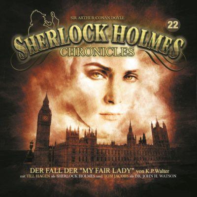 Sherlock Holmes Chronicles (22) – Der Fall der My Fair Lady