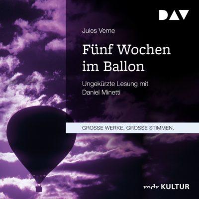 Jules Verne – Fünf Wochen im Ballon