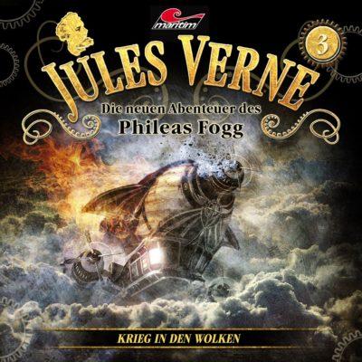 Jules Verne (03) – Krieg in den Wolken