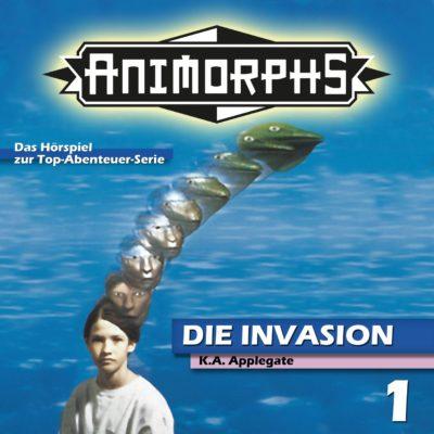 Animorphs (01) – Die Invasion