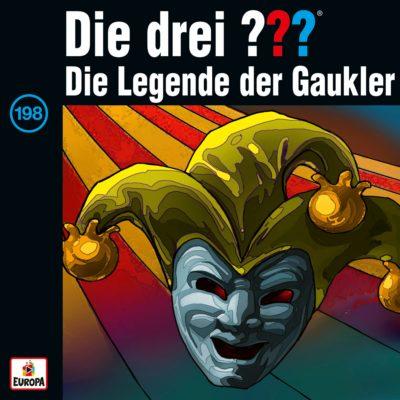 Die drei ??? (198) – Die Legende der Gaukler