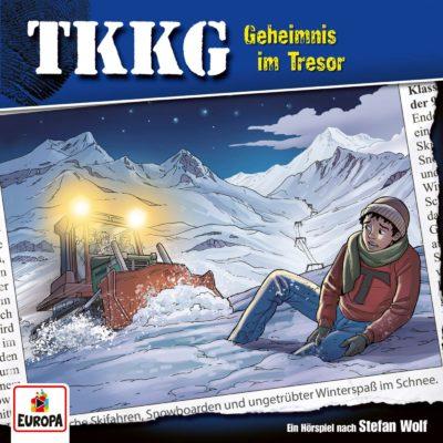 TKKG (208) – Geheimnis im Tresor