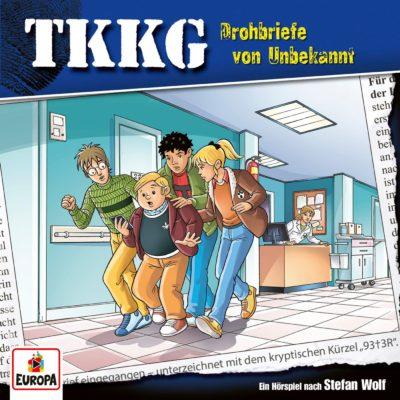 TKKG (209) – Drohbriefe von Unbekannt
