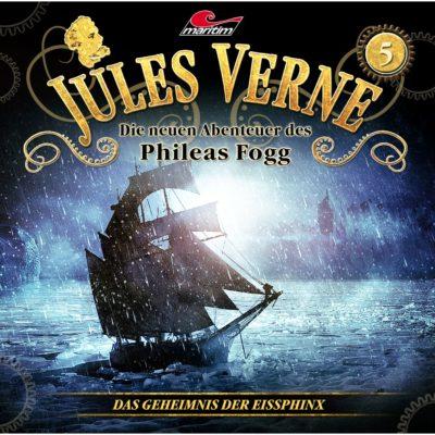 Jules Verne (05) – Das Geheimnis der Eissphinx