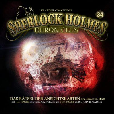 Sherlock Holmes Chronicles (34) – Das Rätsel der Ansichtskarten