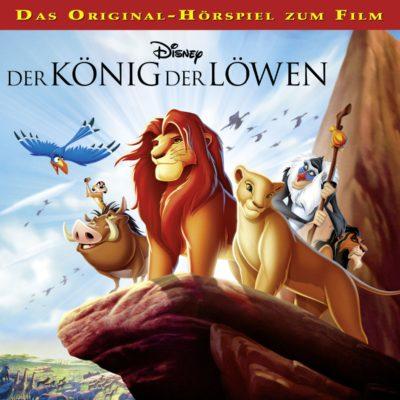 Der König der Löwen – Das Hörspiel zum Film