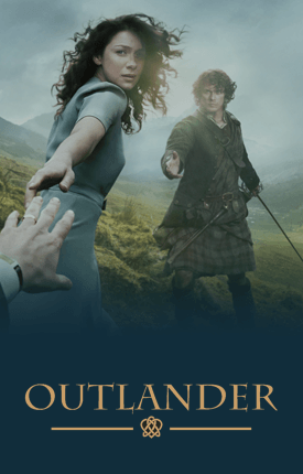 Outlander - Feuer und Stein