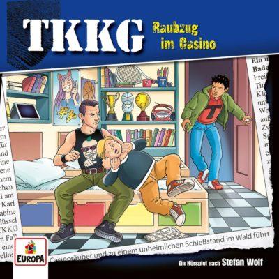 TKKG (210) – Raubzug im Casino