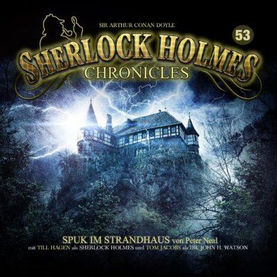 Sherlock Holmes Chronicles (53) – Spuk im Strandhaus