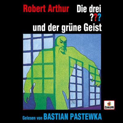 Die drei ??? und der grüne Geist – gelesen von Bastian Pastewka