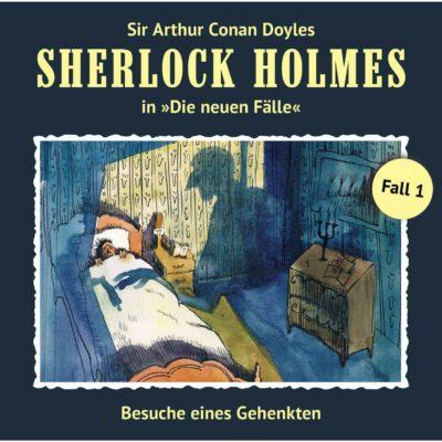 Sherlock Holmes: Die neuen Fälle (01) – Besuche eines Gehenkten