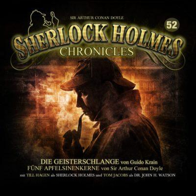 Sherlock Holmes Chronicles (52.2) – Die Geisterschlange