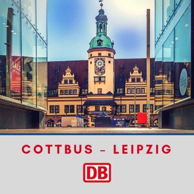 Bahn-Audioguide: Cottbus – Leipzig