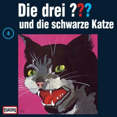 Die drei ??? (004) – und die schwarze Katze