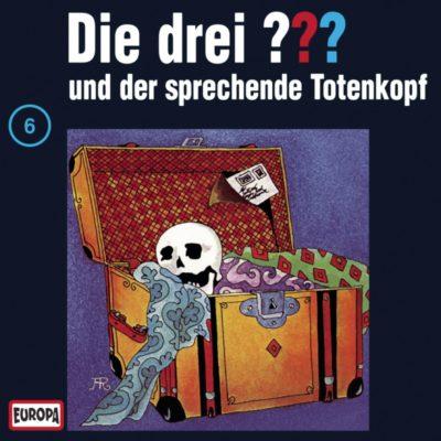 Die drei ??? (006) – und der sprechende Totenkopf