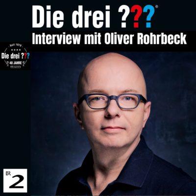 Die drei ??? und ihr unheimlicher Erfolg – Interview mit Oliver Rohrbeck