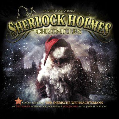 Sherlock Holmes Chronicles (X-Mas-Special) – Der diebische Weihnachtsmann