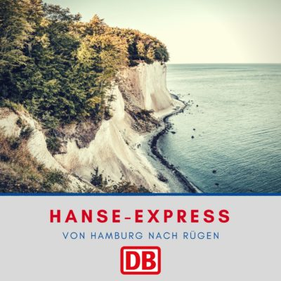 Bahn-Audioguide: Hanse-Express