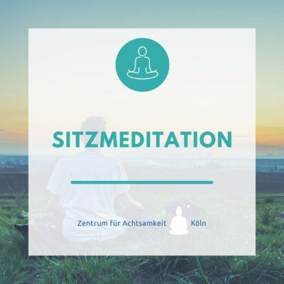 Geführte Meditation – Sitzmeditation