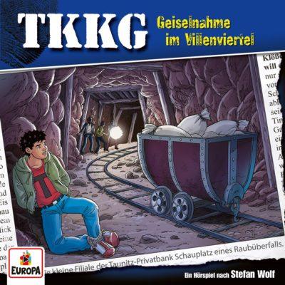 TKKG (211) – Geiselnahme im Villenviertel