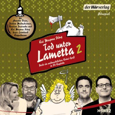 Tod unter Lametta 2 – Der Krimi-Adventskalender