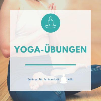 Geführte Meditation – Yoga-Übungen