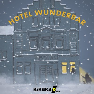 Jutta Nymphius – Hotel Wunderbar | KiRaKa Hörspiel