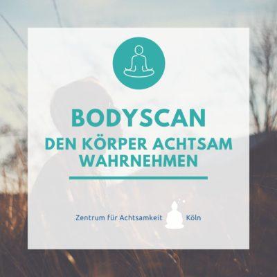 Geführte Meditation – Bodyscan