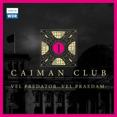 CAIMAN CLUB (01) – Vel Predator Vel Praedam