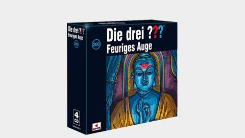 Die drei ??? (200) – Feuriges Auge für nur 14,35 Euro