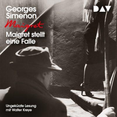 Georges Simenon – Maigret stellt eine Falle