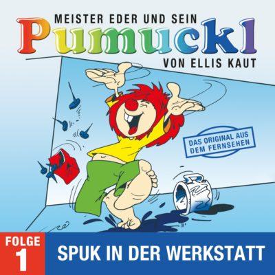 Meister Eder und sein Pumuckl (01) – Spuk in der Werkstatt