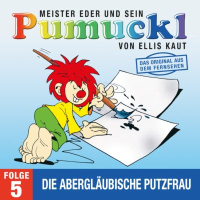 Meister Eder und sein Pumuckl (05) – Die abergläubische Putzfrau