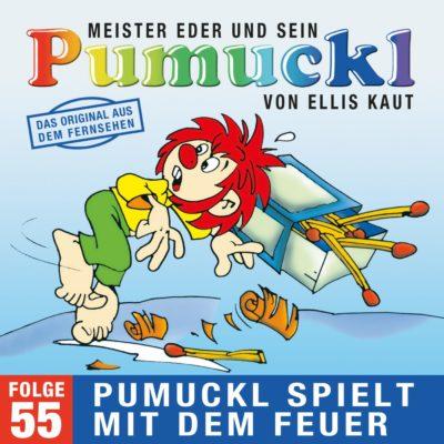 Meister Eder und sein Pumuckl (55) – Pumuckl spielt mit dem Feuer
