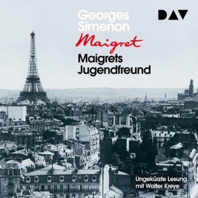 Georges Simenon – Maigrets Jugendfreund
