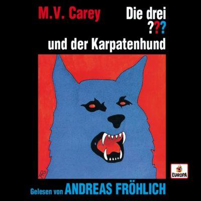 Die drei ??? und der Karpatenhund – gelesen von Andreas Fröhlich