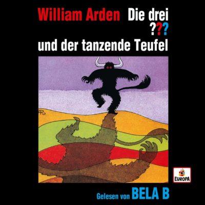 Die drei ??? und der tanzende Teufel – gelesen von Bela B.
