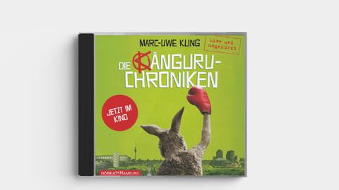 Marc-Uwe Kling – Die Känguru-Chroniken für nur 5,47 Euro