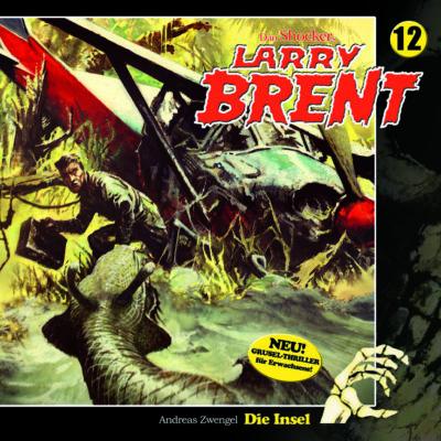 Larry Brent (12) – Die Insel