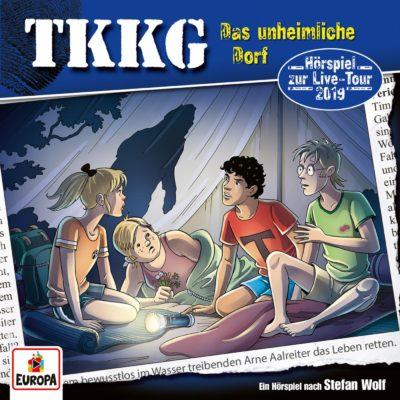 TKKG (213) – Das unheimliche Dorf