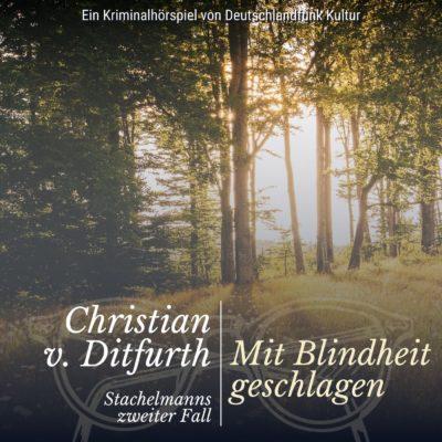Christian von Ditfurth: Stachelmann ermittelt (02) – Mit Blindheit geschlagen