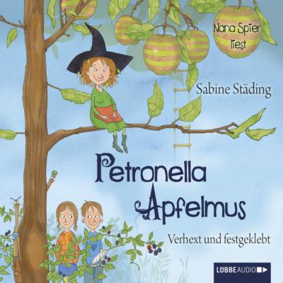 Petronella Apfelmus (01) – Verhext und festgeklebt