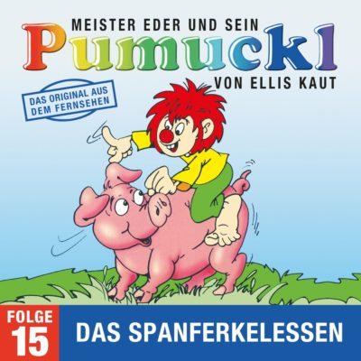 Meister Eder und sein Pumuckl (15) – Das Spanferkelessen